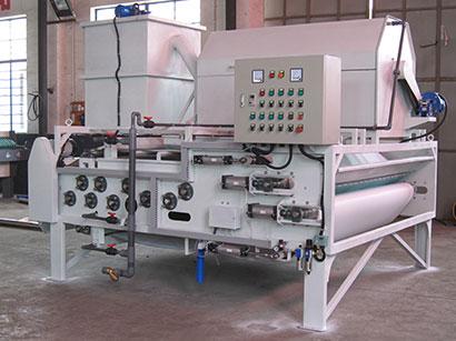 Drum Concentrating Belt Filter Press