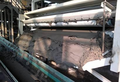 Sludge Dewatering Belt Filter Press